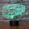 Firefighter TRUCK Night Light 7 Color