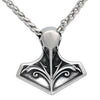 Viking necklace raven