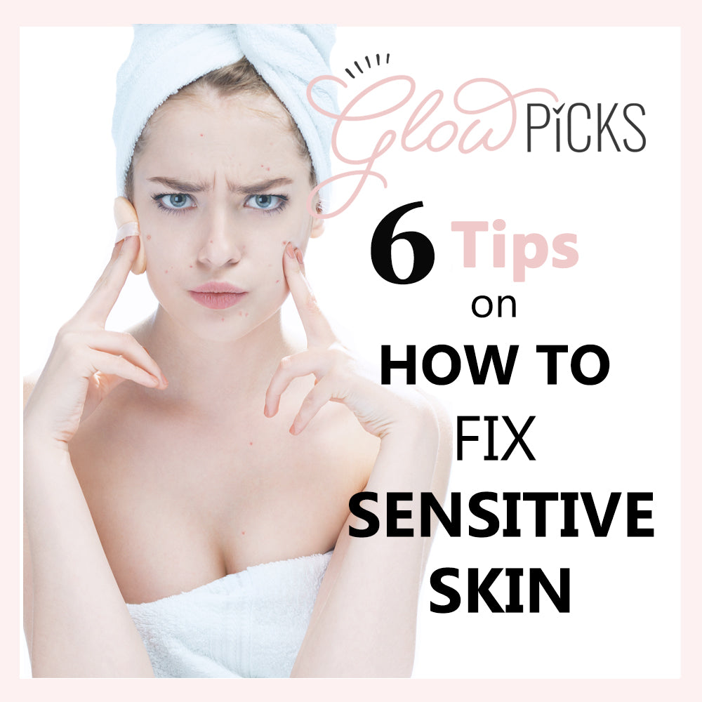 6 Korean Beauty Tips On How To Fix Sensitive Skin