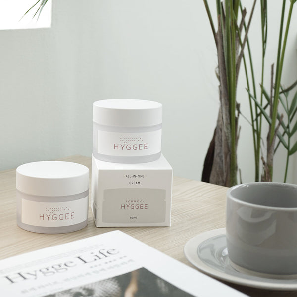 Korean skincare Hyggee Korean Moisturiser