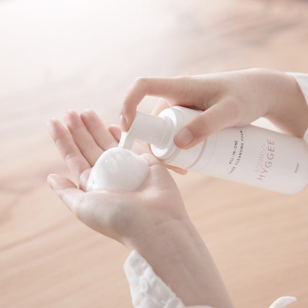 All-In-One Care Foam Cleanser
