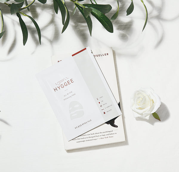 Korean skincare Hyggee Korean sheetmask