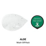 Aloe capsule recipe pack from innisfree