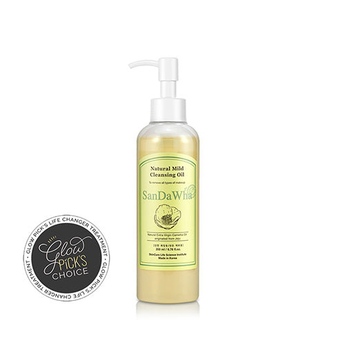 Natural Mild Cleansing Oil