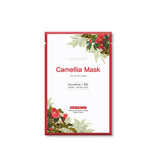 SanDaWha Camellia Mask - Korean Sheet Mask