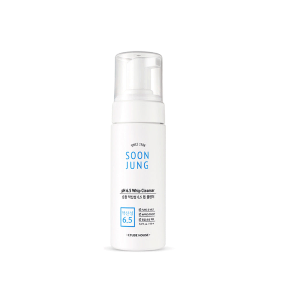 SoonJung Ph 6.5 Whip Cleanser