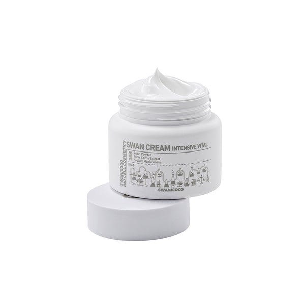 Swan Cream Intensive Vital by Swanicoco, Glowpicks - Korean Skincare Australia