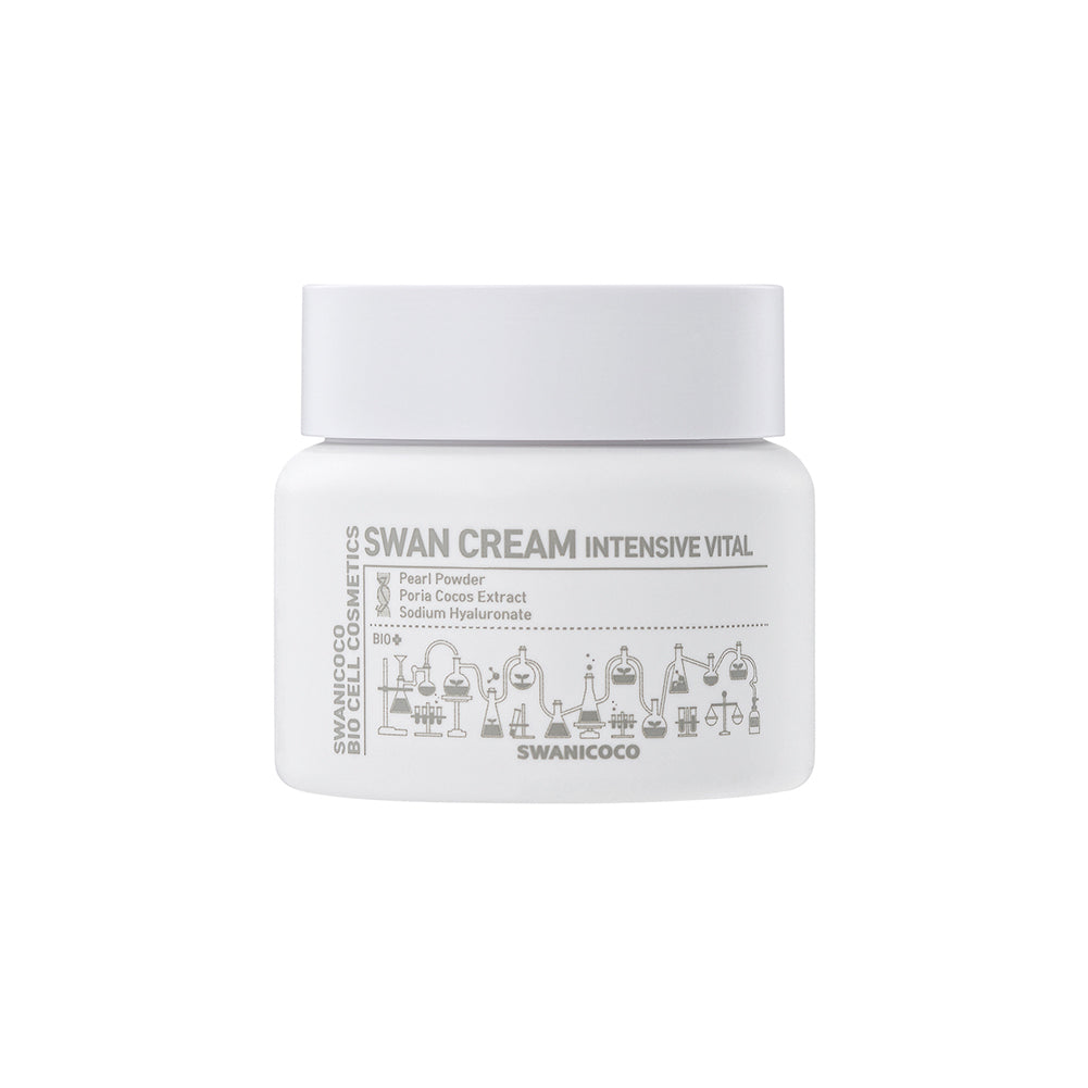 Swan Cream Intensive Vital by Swanicoco, Korean Skincare
