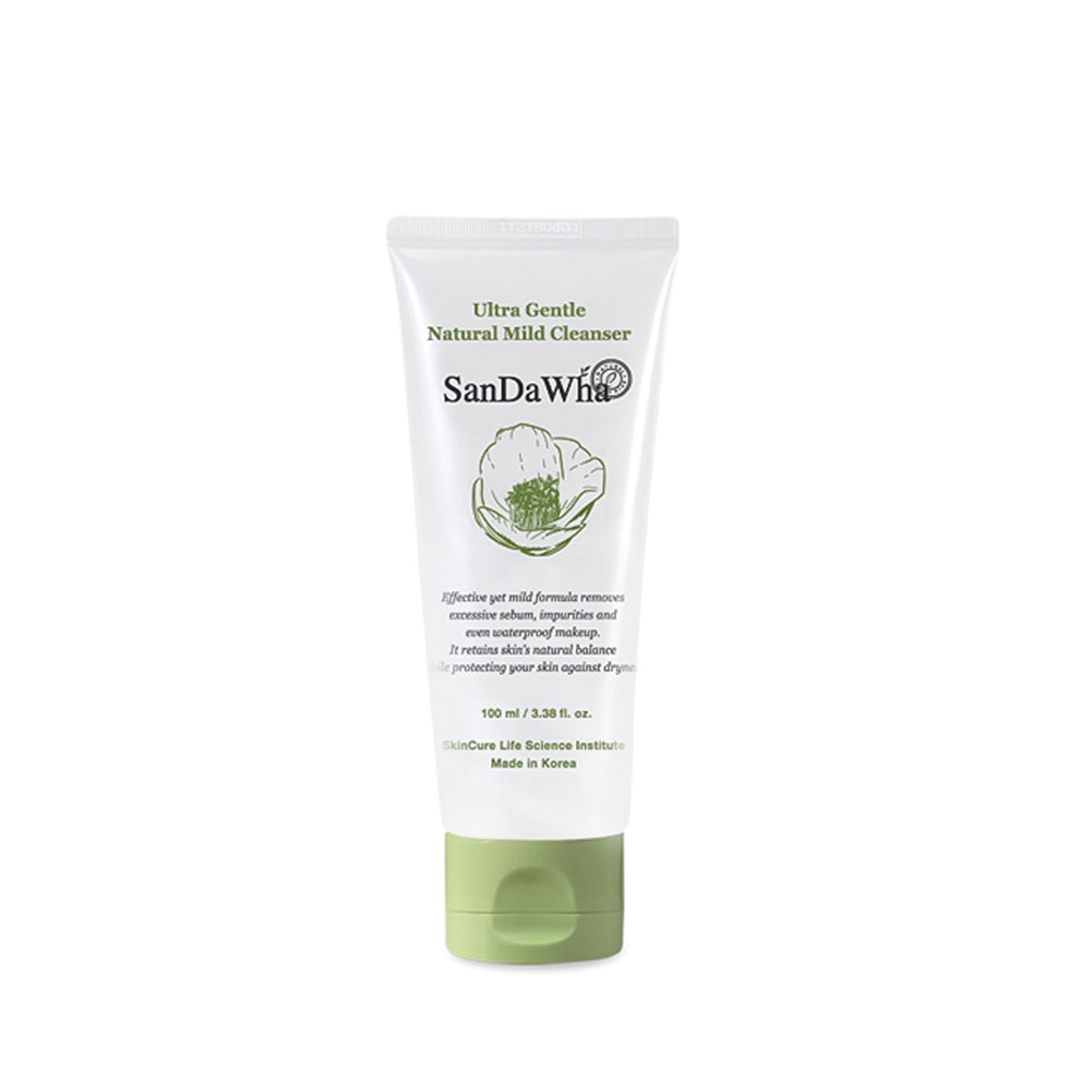 Ultra Gentle Natural Mild Cleanser