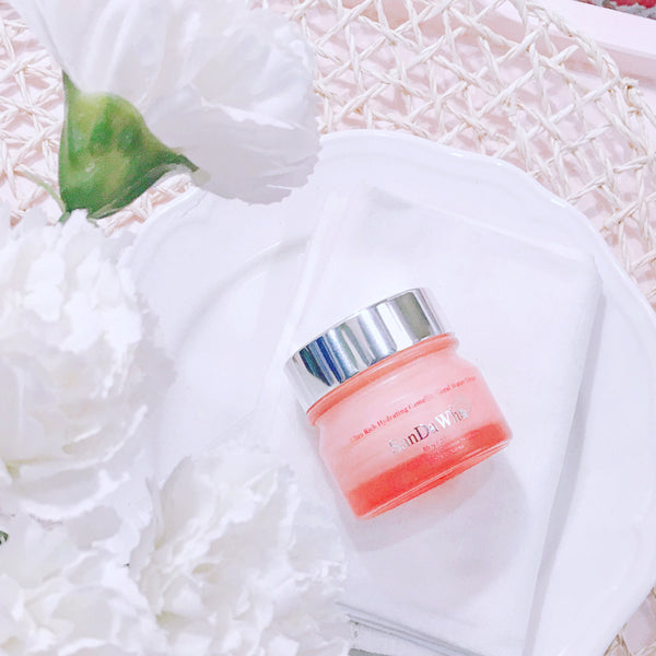 Ultra Rich Hydrating Camellia Floral Cream