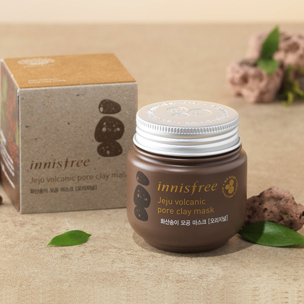 Jeju Volcanic Pore Clay Mask - Original