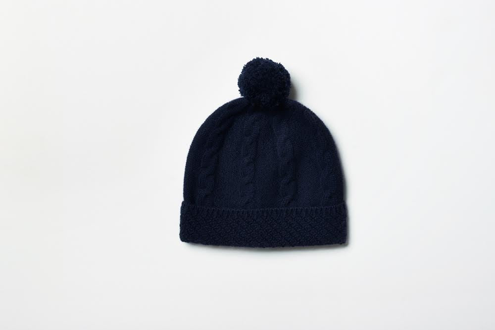 POM POM BEANIE - Santosh clothing