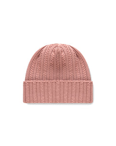CHUNKY BEANIE Powder - Santosh clothing