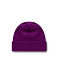 CHUNKY BEANIE Purple - Santosh clothing