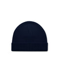 FISHERMANS BEANIE Navy - Santosh clothing