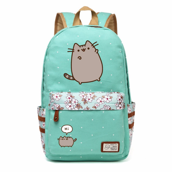 Backpack cosmic cat (B001)