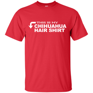This Is My Chihuahua Hair T-Shirt