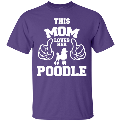 This Mom Loves Her Poodle T-Shirt