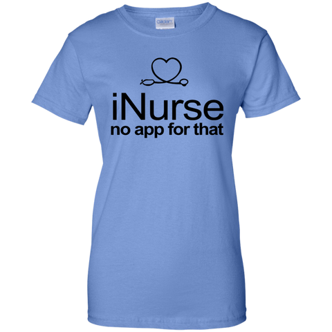 iNurse No App For That Women T-Shirt