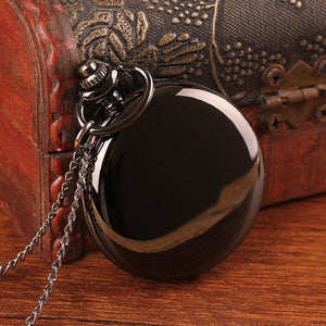To Our Son - We Will Always Be With You Pocket Watch