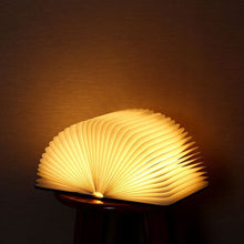 To My Wife Meeting You Was Fate LED Folding Book Lamp