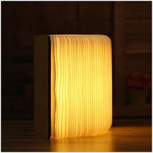 Mom To My Daughter I Can Promise To Love You LED Folding Book Lamp