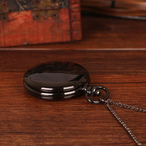 To My Husband - I Will Always Be Yours Pocket Watch
