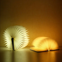 Book Lamp To My Wife - I Will Love You Forever And Always LED Folding Book Light GiveMe-Gifts