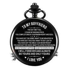 Pocket Watches To My Boyfriend - I Will Always Be Yours Pocket Watch GiveMe-Gifts