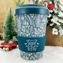 To My Wife - I Love You Always Ecoffee Cup