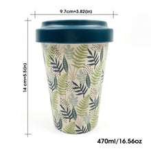 Son To Mom - I Love You Ecoffee Cup