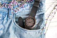 To Our Daughter You Will Never Lose Engraved Wooden Watch