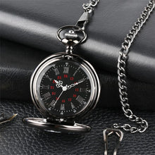 Dad To Son - I Love You Engraved Pocket Watch