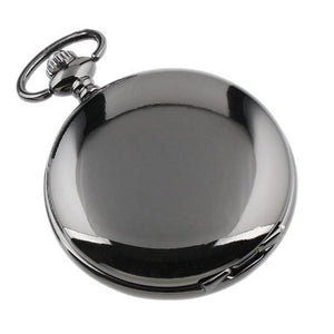 Dad To My Daughter I Love You Engraved Pocket Watch
