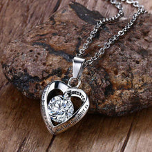 The Love Between Mother and Daughter Necklace
