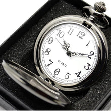 Turn Back Time To Love You Longer Pocket Watch