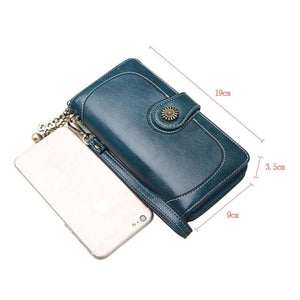 Luxurious Women Leather Wallet