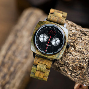 Williams Wooden Watch