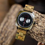 Williams Wooden Watch.