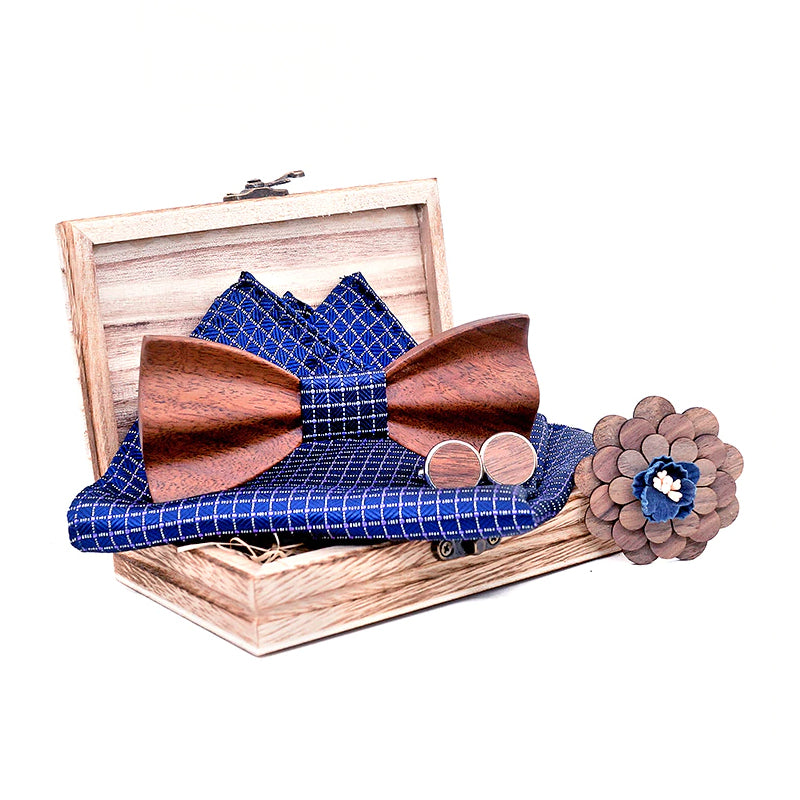 Bowen Bow Tie Set Groomsmen Package