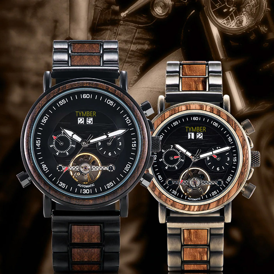 The Valiant Automatic Watch.