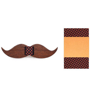 Groucho Bow Tie Set.