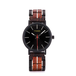 Mornington Wooden Watch