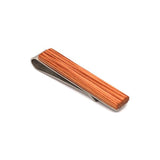 Natural Wood Tie Bar.