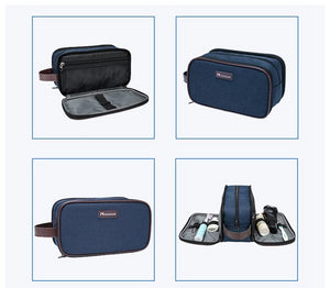 Business Garment Travel bag + Toiletries Bag