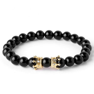 King of Lions Mens Bracelet