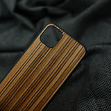 Zebra Wood iPhone Case.