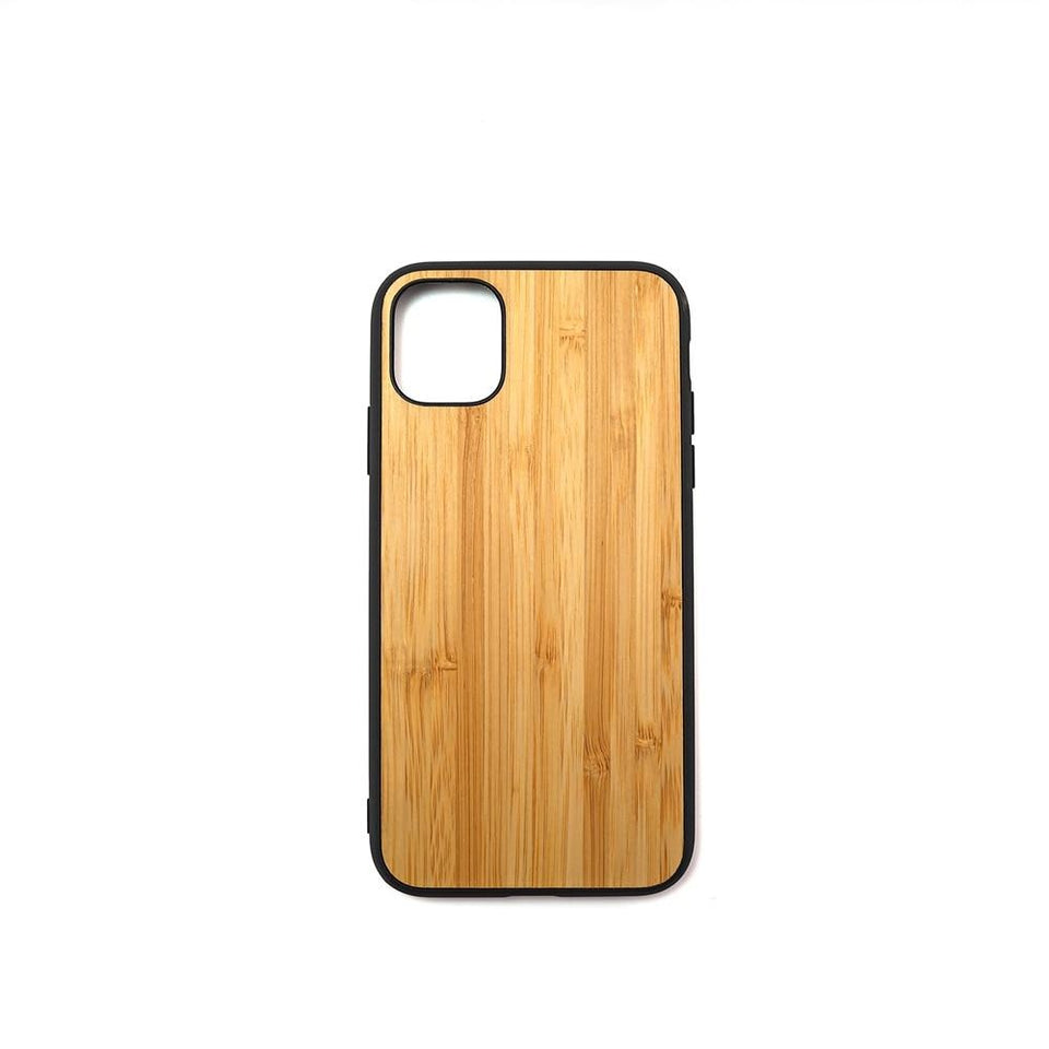 Bamboo Wood iPhone Case