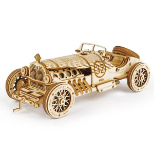 Grand Prix DIY Wooden Model (220 pieces)