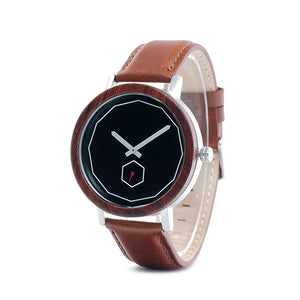 Melbourne  Wooden Watch